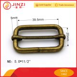 Anti Brass Color Plating Sliding Buckles for Strap