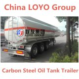 High Quality 3 Axles Oil Tank Trailer 45000L Competitive Price