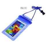 Universal 4 to 5.5inch Mobile Phone Waterproof Sports PVC Bag Pouch for Phone Cash Swim Travel