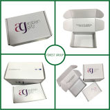 Tuck Top Cosmetics Corrugated Packing Box with Custom Printing