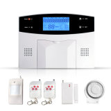 Security Guard Equipment Wireless Home Burglar GSM Alarm System with APP Operations