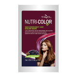 Tazol Nutri-Color Semi-Permanant Hair Color Mask with Grape Red