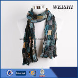 High Quality 100% Cotton Printing Scarf