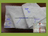 Airlaid Paper with Sap for Sanitary Napkin Diaper