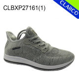 Good Quality Men Sports Sneaker Shoes with TPR Sole
