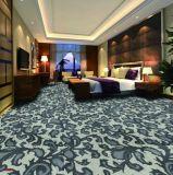 N371-Rolled 1/8 Nylon-PA6 Cut &. Loop Woven Full-Width Repeat Office/Hotel/House Carpet