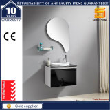 Modern Wooden Wall Mounted Bathroom Vanity Unit for Hotel