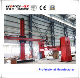 Automatic Welding Center with Welding Positioner and Welding Manipulator
