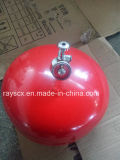 ISO 12kg Automatic Fire Extinguisher