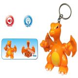 Novelty Gift Cheap Plastic Keychain