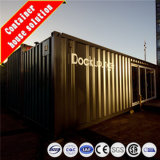 Shipping Container Office and 10FT Cafe Bar