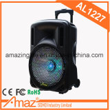 Best Quality Outdoor Active Speakers and Best Portable Wooden Amplifier Trolley Speaker