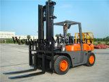 Wenyan Machinery 7ton Hydraulic Diesel Forklift Truck