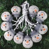 Snowmen Light String (YGSE-019)
