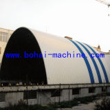 Bohai 1000-800 Arch Roof Project Machine