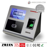 Biometric Facial Recognition Fingerprint Time Attendance