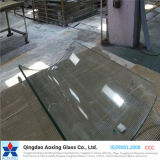 Curved/Bent Clear Tempered/Toughened Glass for Furniture/Building Glass