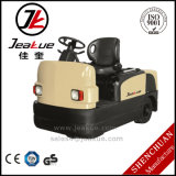 Jeakue German Standard Facotory Price 6t Seat Electric Tow Tractor