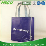 Wholesale Reusable Grocery Shopping Handle Bags (MECO187)