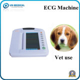Vet Digital Portable 12 Channel ECG Machine for Veterinary