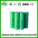 2500mAh 18650 E-Bike Battery for Continuous Discharge