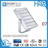 Zgsm Factory Price 200W LED Flood Light with Lumileds 3030 Chips