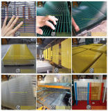 358 Security Fencing Double Wire Mesh Steel Garden Fence