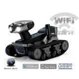 RM-159728 WiFi Camera RC Tank (played with iPhone/iPad/iTouch/iPod/Android)