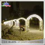 2017 Holiday Outdoor LED Street Decorative for Christmas Arch Lights
