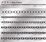 316L Stainless Steel Cable Chain (GTC)