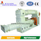 Clay Tile Making Plant with Vacuum Extruder