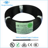 Af200 0.1mm FEP Teflon Insulated Silver Copper Wires