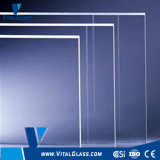 2-19mm Ultra Clear Float Glass for Building Glass with CE&ISO9001