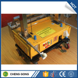 New Automatic Concrete Wall Rendering Mixer Machine