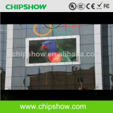 Chipshow Outdoor Advertising P16 Full Color LED Wall Display
