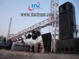 Base Truss System for Lighting, Speakers