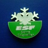 Soft Enamel Lapel Pin Irregular Shape Badge (GZHY-SE-038)