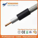 RoHS, ETL, ISO9001, CE Certificated Satellite TV Coaxial Cable Rg8/LMR400