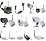 Wireless Camera, Wireless Emitter & Receiver