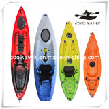 Recentemente Designed Fishing Kayak com Pedal e Rudder