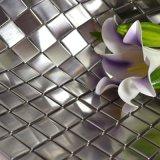Hot Sale Metal Mosaics Stainless Steel Tile Bathroom Kitchen Wall Mosaic Tiles Retro Noble Luxurious Style