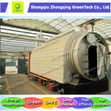 Waste Rubber Pyrolysis Plant with Ce & ISO