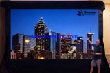 Foldable Flexible and Portable LED Screen Outdoor