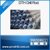 API Reg Thread DTH Drill Pipe Rod for DTH Drill Rig