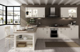 Popular New Design PVC Kitchen Cabinet Export to European (zc-019)