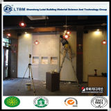 Colored Non Asbestos Decorative Partition Drywall Cladding