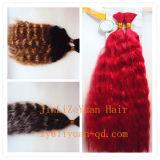 120inch Colorful Virgin Chinese Hair Super Wave Hair Bulk