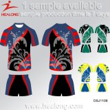 Healong Sportswear Fashion Full Sublimate Mens Rugby Jersey