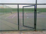 Diamond Mesh Chain Link High Elastic Fence