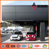 Ideabond Excellent Weather Proof PVDF Aluminum Wall Cladding (AF-400)